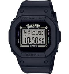 Часы Casio Baby-G BGD-560PKC-1E с каучуковым браслетом