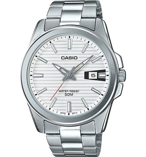 Дешевые часы Casio Collection MTP-E127D-7A