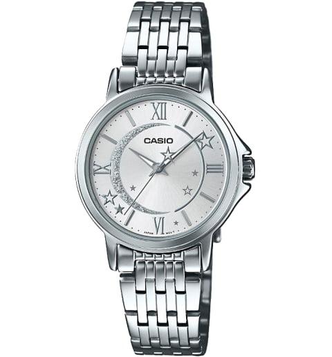 Дешевые часы Casio Collection LTP-E121D-7A
