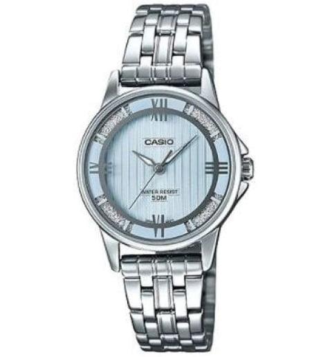 Дешевые часы Casio Collection LTP-1391D-2A2