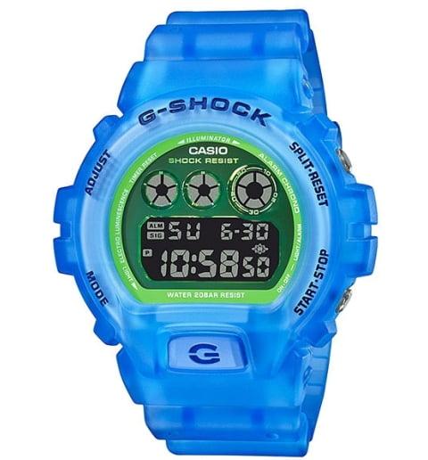 Часы Casio G-Shock DW-6900LS-2E с водонепроницаемостью 20 бар