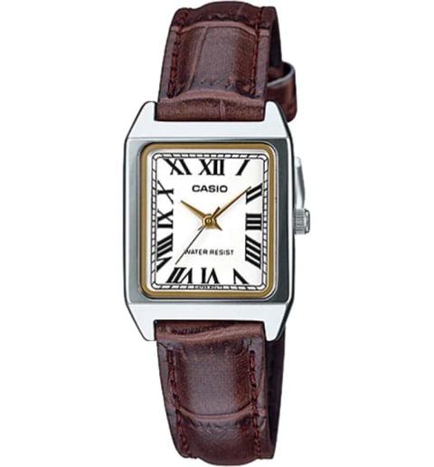 Прямоугольные часы Casio Collection  LTP-V007L-7B2