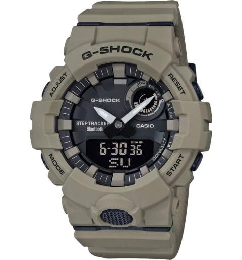 Часы Casio G-Shock GBA-800UC-5A с шагомером