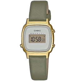 Casio Collection LA-670WEFL-3E с секундомером