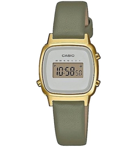 Женские часы Casio Collection LA-670WEFL-3E