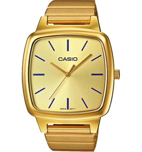 Квадратные часы Casio Collection LTP-E117G-9A