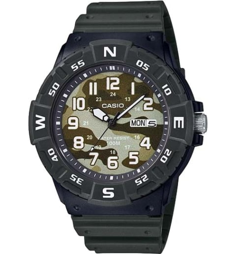 Дешевые часы Casio Collection MRW-200HCM-3B