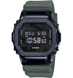 Бочкообразные Casio G-Shock GM-5600B-3E