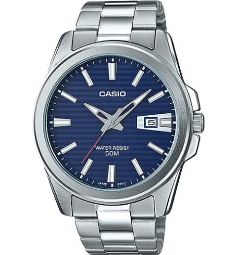 Дешевые часы Casio Collection MTP-E127D-2A