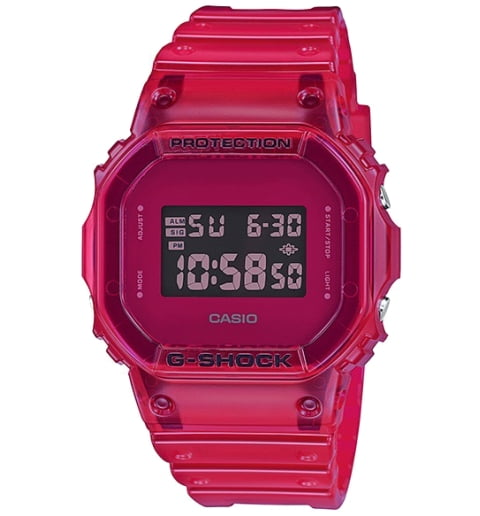 Часы Casio G-Shock DW-5600SB-4E Digital