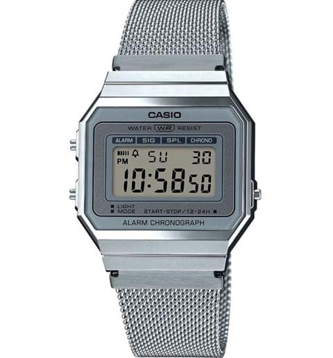Дешевые часы Casio Collection A-700WEM-7A