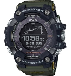 Casio G-Shock GPR-B1000-1B с GPS