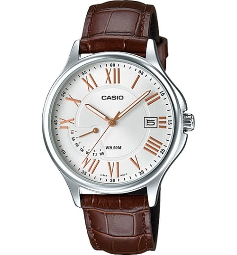 Дешевые часы Casio Collection MTP-E116L-7A