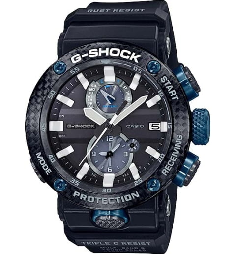 Часы Casio G-Shock GWR-B1000-1A1 с Bluetooth