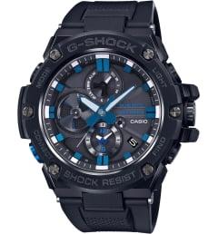 Casio G-Shock GST-B100BNR-1A с bluetooth