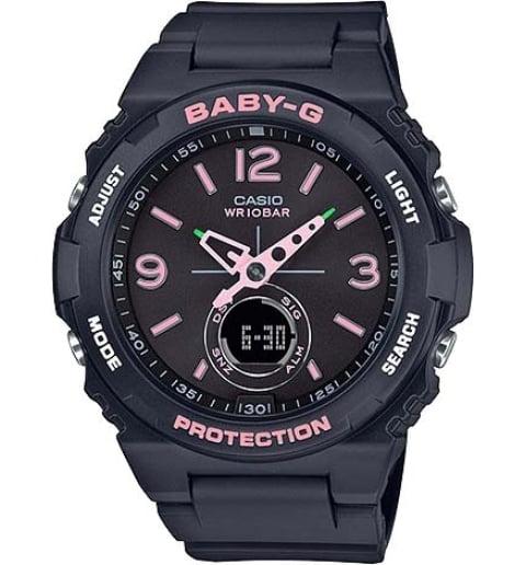 Casio Baby-G  BGA-260SC-1A с секундомером