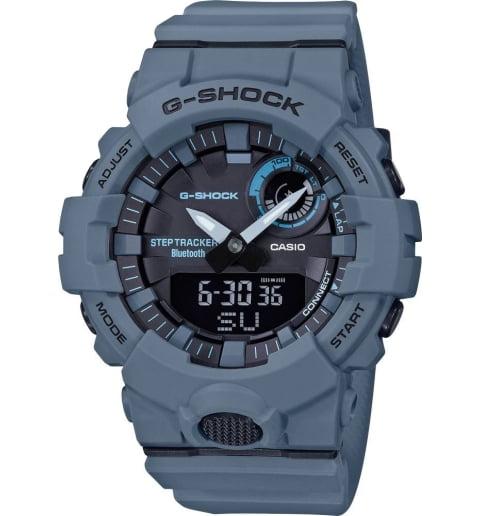 Часы Casio G-Shock GBA-800UC-2A с шагомером