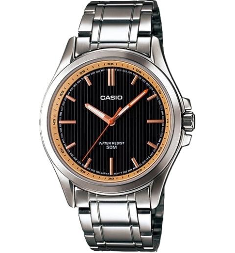 Дешевые часы Casio Collection MTP-E104D-1A
