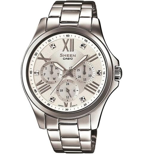 Женские часы Casio SHEEN SHE-3806D-7A