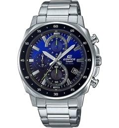Часы Casio EDIFICE EFV-600D-2A со стальным браслетом