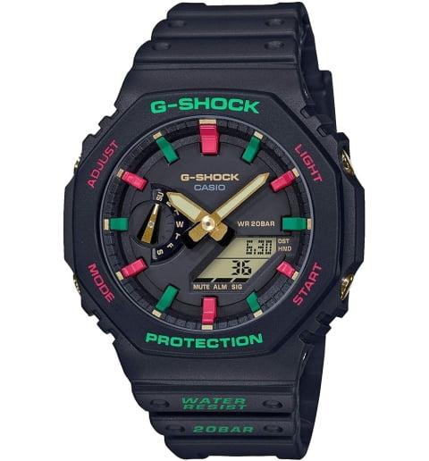Casio G-Shock GA-2100TH-1A