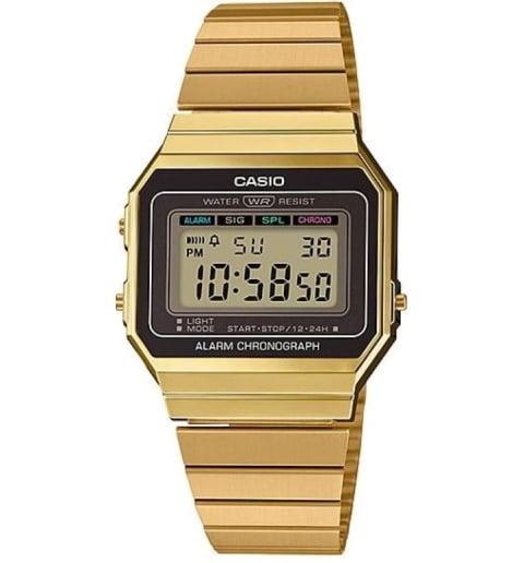 Дешевые часы Casio Collection A-700WEG-9A