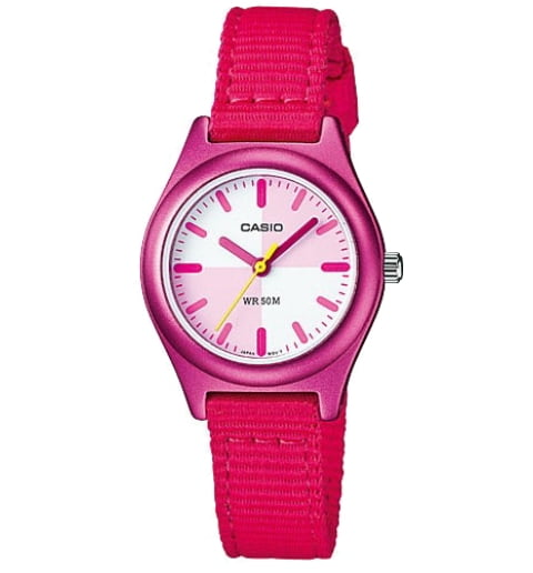 Дешевые часы Casio Collection LTR-16B-4E1