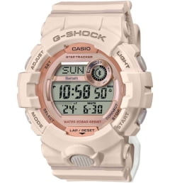 Casio G-Shock  GMD-B800-4E с шагомером
