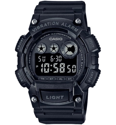 Часы Casio Collection W-735H-1B Digital