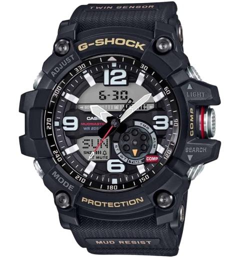 Часы Casio G-Shock GG-1000-1A с термометром