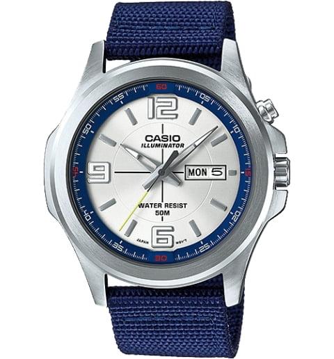 Дешевые часы Casio Collection MTP-E202-2A