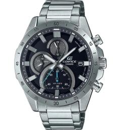 Часы Casio EDIFICE EFR-571D-1A со стальным браслетом