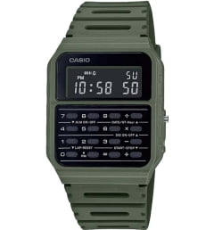 Casio Collection  CA-53WF-3B с секундомером