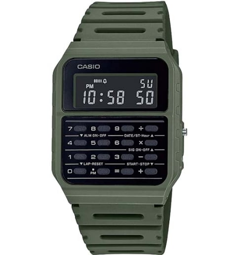 Часы Casio Collection  CA-53WF-3B Digital