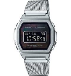 Casio Collection A1000M-1B с секундомером