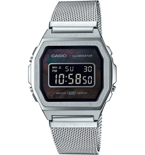Часы Casio Collection A1000M-1B Digital