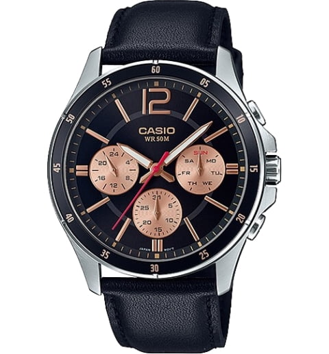 Casio Collection MTP-1374L-1A2