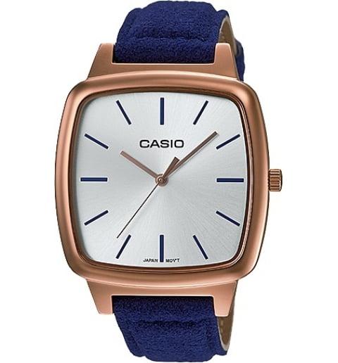 Квадратные часы Casio Collection LTP-E117RL-7A
