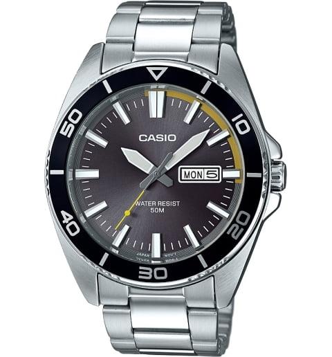 Дешевые часы Casio Collection MTD-120D-8A