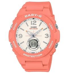 Casio Baby-G BGA-260-4A с вибрацией