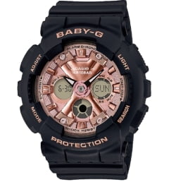 Женские часы Casio Baby-G BA-130-1A4