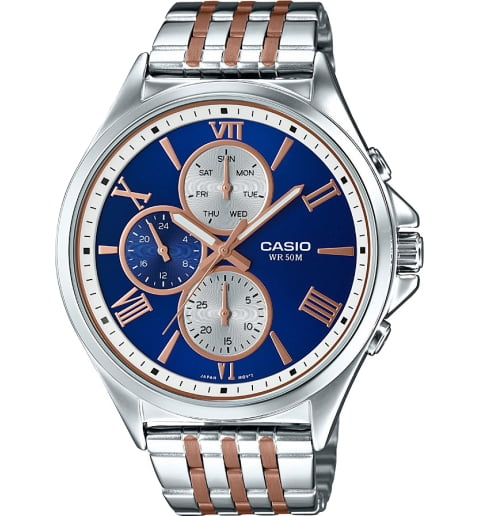 Casio Collection MTP-E316RG-2A