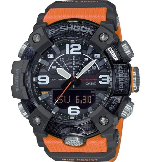 Часы Casio G-Shock GG-B100-1A9 с шагомером