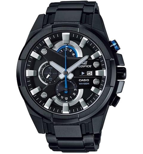 Аналоговые часы Casio Edifice EFR-540BK-1A