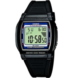 Casio Collection W-201-2A