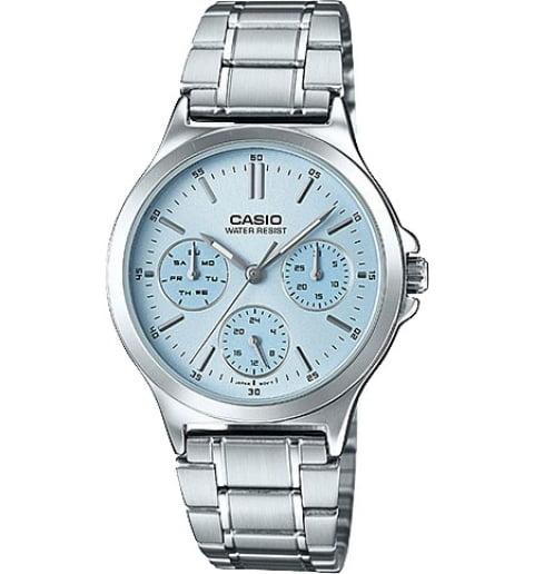 Дешевые часы Casio Collection LTP-V300D-2A2