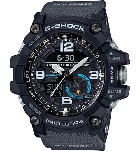 Часы Casio G-Shock GG-1000-1A8 с компасом