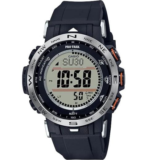 Часы Casio PRO TREK PRW-30-1A с термометром