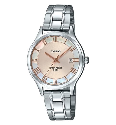 Дешевые часы Casio Collection LTP-E142D-9A