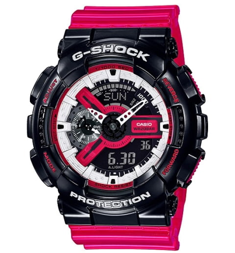 Casio G-Shock GA-110RB-1A